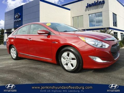 Certified Used Hyundai Sonata Base