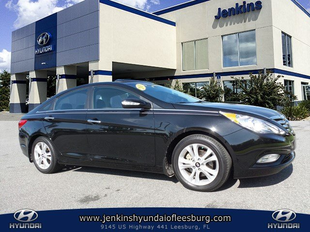 Certified Used Hyundai Sonata Limited
