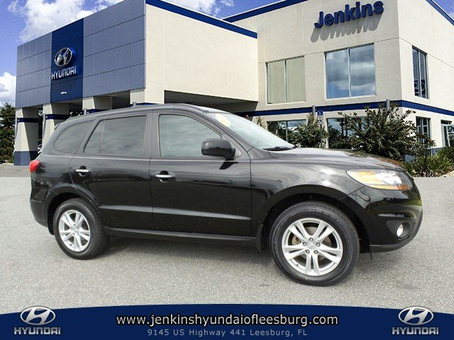 Certified Used Hyundai Santa Fe Limited