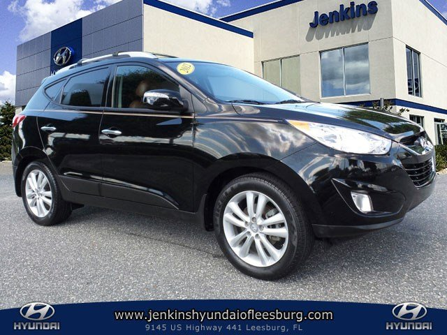 Used Hyundai Tucson Limited