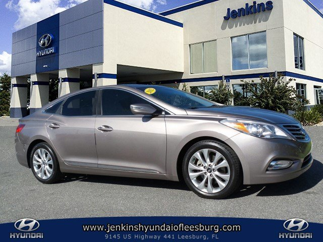 Certified Used Hyundai Azera Base