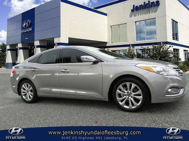 Certified Used Hyundai Azera Limited