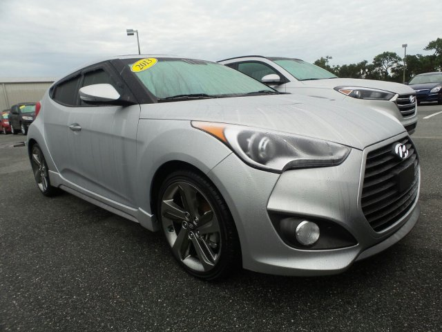 Certified Used Hyundai Veloster Turbo